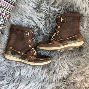 Sperry Huntley Boot Size 7